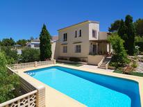 Holiday home 1187549 for 6 persons in Moraira