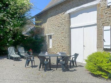 Gemütliches Ferienhaus : Region Saint-Malo für 8 Personen