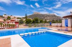 Holiday home 1188084 for 6 persons in Calpe