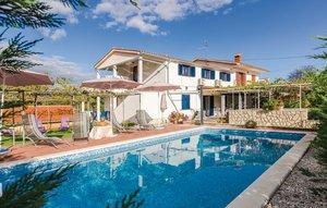Gemütliches Ferienhaus : Region Istrien für 11 Personen