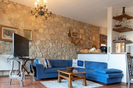 Für 5 Personen: Hübsches Apartment / Ferienwohnung in der Region Piano di Mommio