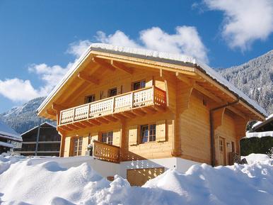 Gemütliches Ferienhaus : Region Wallis für 9 Personen