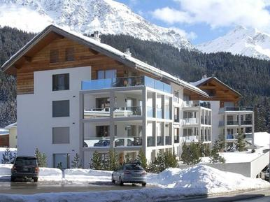 Für 10 Personen: Hübsches Apartment / Ferienwohnung in der Region Graubünden