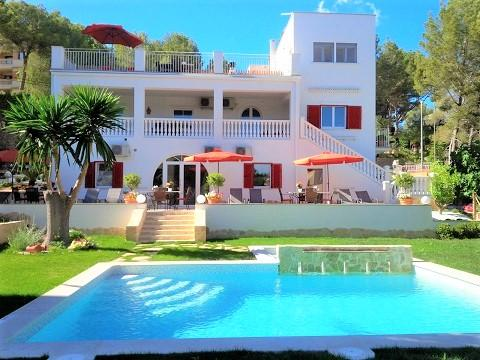 Ferienwohnung für 2 Personen 2 Kinder ca 45 m² in Peguera Mallorca Südwestküste von Mallorca