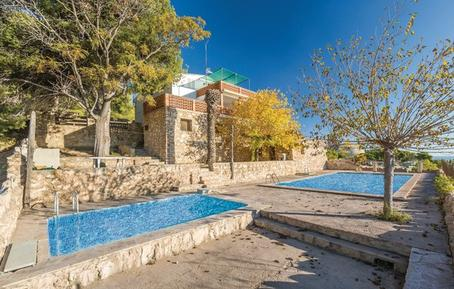 Gemütliches Ferienhaus : Region Costa-Dorada für 20 Personen