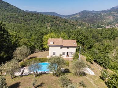Gemütliches Ferienhaus : Region Toskana für 9 Personen