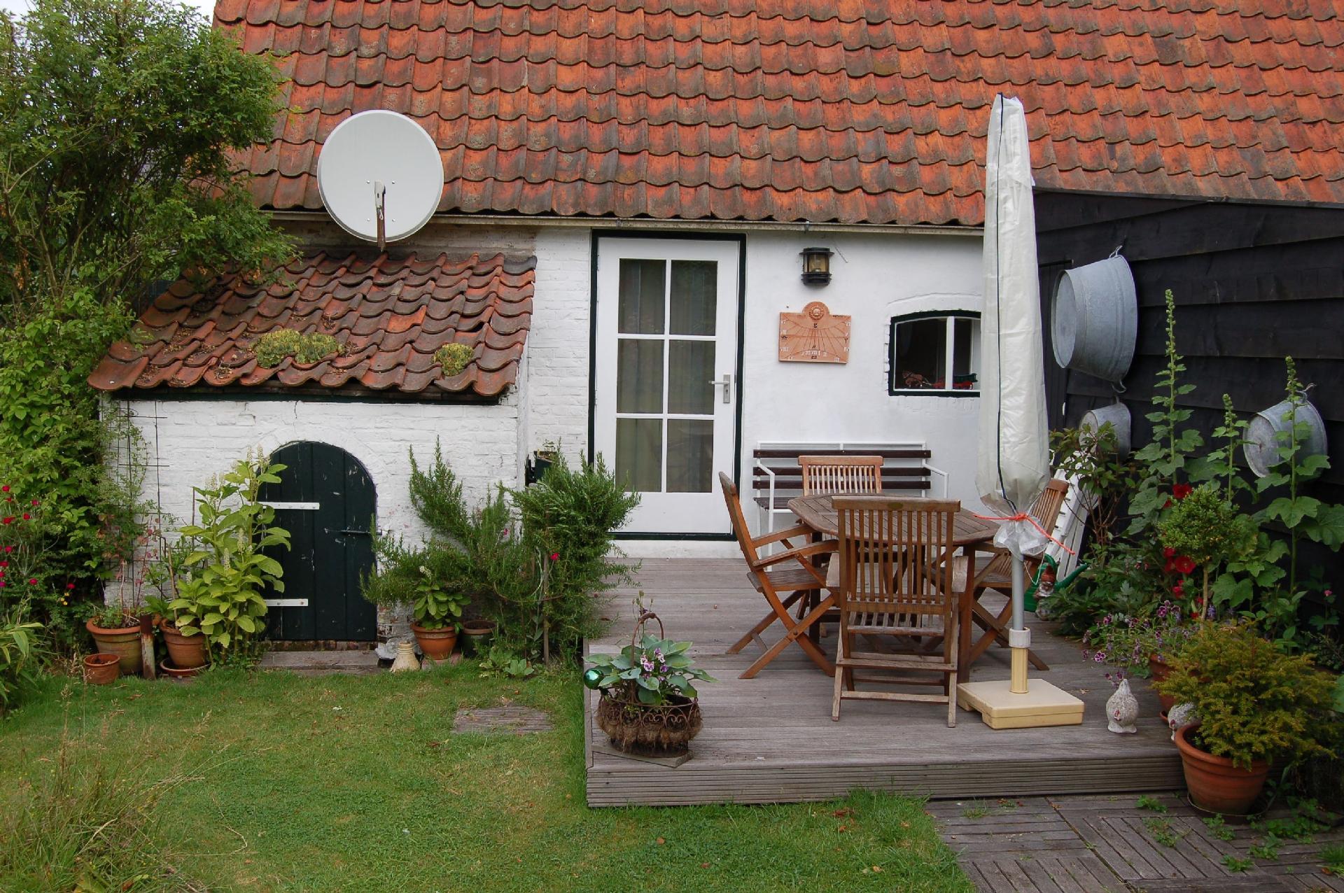 Studio für 2 Personen 1 Kind ca 50 m² in Gapinge Zeeland Küste von Zeeland