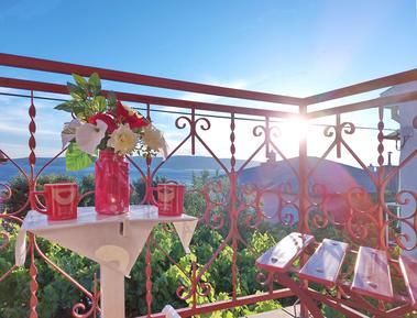 Gemütliches Ferienhaus : Region Kroatische Adriaküste für 6 Personen