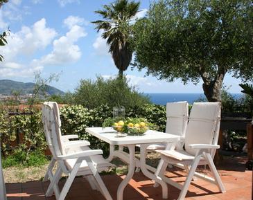 Gemütliches Ferienhaus : Region Diano Marina für 6 Personen