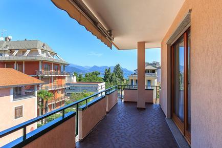 Für 8 Personen: Hübsches Apartment / Ferienwohnung in der Region Lago Maggiore