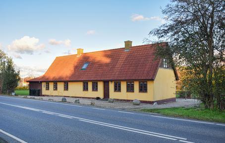 Gemütliches Ferienhaus : Region Langeland für 8 Personen