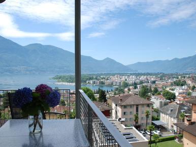 Für 4 Personen: Hübsches Apartment / Ferienwohnung in der Region Locarno