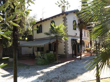Gemütliches Ferienhaus : Region Garda für 7 Personen