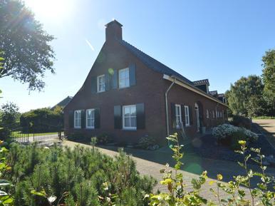 Gemütliches Ferienhaus : Region Nord-Brabant für 10 Personen