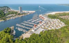 Appartement 1202174 voor 4 volwassenen + 2 kinderen in Travemünde Waterfront