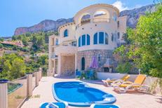 Holiday home 1202273 for 8 persons in Calpe