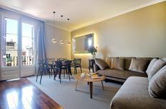 Appartement 1202628 voor 6 personen in Barcelona-Gràcia