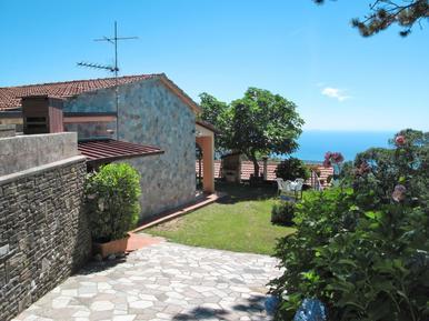 Gemütliches Ferienhaus : Region Montignoso für 2 Personen