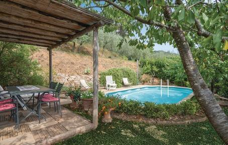 Gemütliches Ferienhaus : Region Orbicciano für 8 Personen