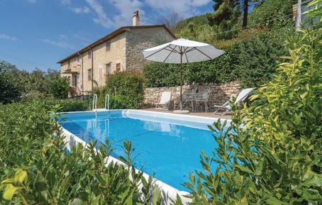 Gemütliches Ferienhaus : Region Orbicciano für 7 Personen