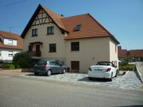 Holiday home 1205170 for 4 persons in Obernai