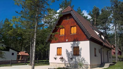 Für 4 Personen: Hübsches Apartment / Ferienwohnung in der Region Plitvitzer Seen