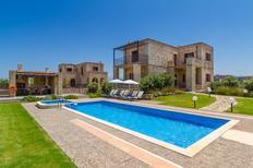 Villa 1207605 per 7 persone in Skoutelonas