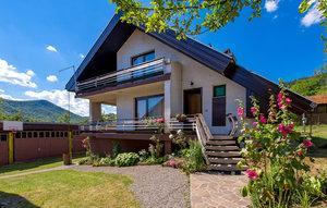 Gemütliches Ferienhaus : Region Plitvitzer Seen für 8 Personen