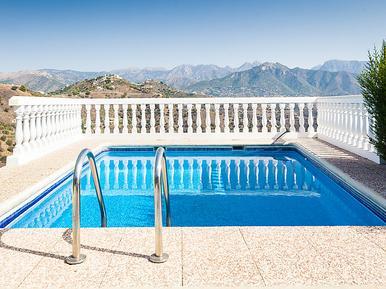 Gemütliches Ferienhaus : Region Costa-del-Sol für 4 Personen