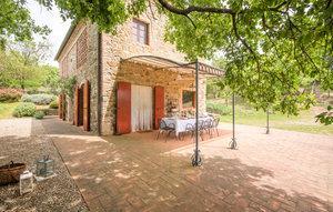 Gemütliches Ferienhaus : Region Rapolano Terme für 8 Personen