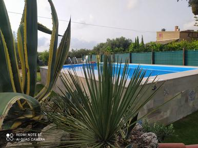 Gemütliches Ferienhaus : Region Sizilien für 2 Personen