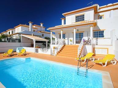 Gemütliches Ferienhaus : Region Algarve für 6 Personen
