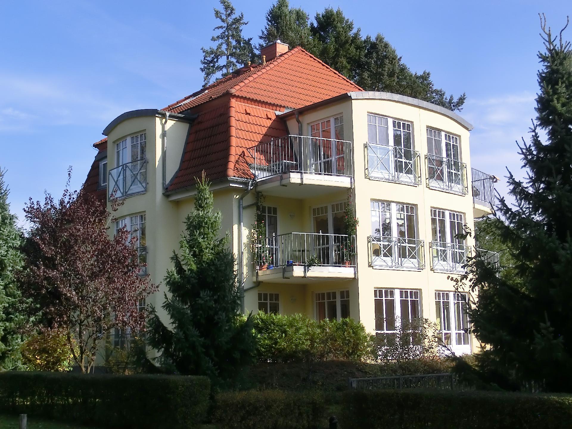 Ferienwohnung für fünf Personen mit Balk   Brandenburg