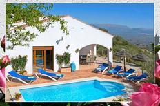 Villa 1214353 per 8 persone in Comares