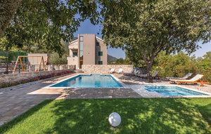 Gemütliches Ferienhaus : Region Makarska Riviera für 15 Personen