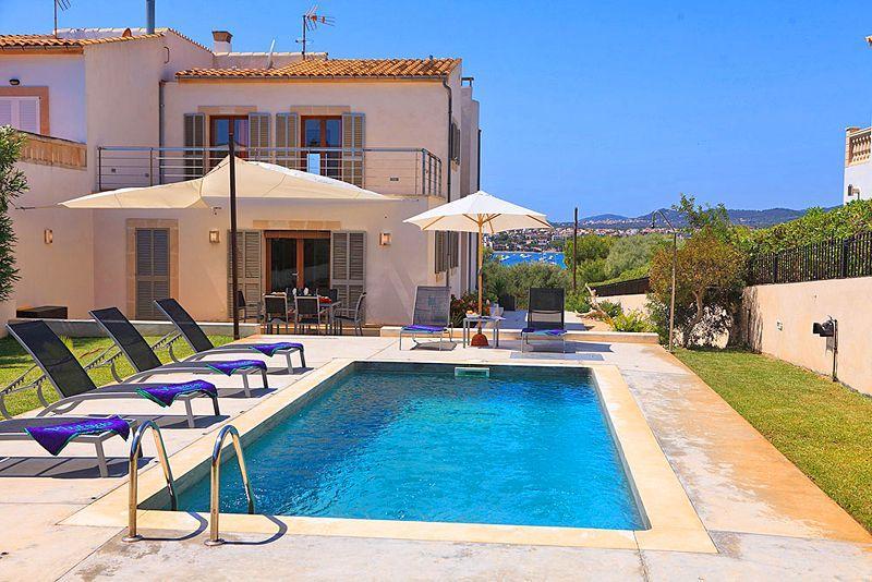 Ferienhaus für 5 Personen in Portocolom Mallorca Südostküste von Mallorca