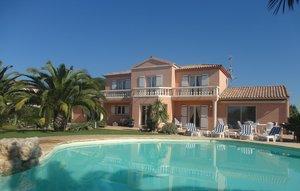 Gemütliches Ferienhaus : Region Languedoc-Roussillon für 10 Personen