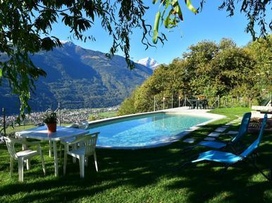 Gemütliches Ferienhaus : Region Comer See für 5 Personen