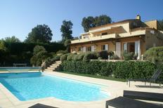 Holiday home 1216450 for 8 persons in Grimaud-Beauvallon