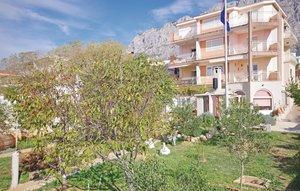 Für 4 Personen: Hübsches Apartment / Ferienwohnung in der Region Makarska