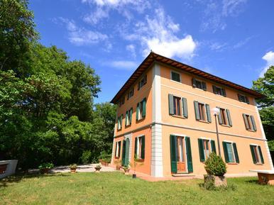 Für 6 Personen: Hübsches Apartment / Ferienwohnung in der Region Montefiridolfi