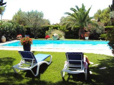 Gemütliches Ferienhaus : Region Orange für 6 Personen
