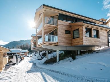 Gemütliches Ferienhaus : Region Pichl-Preunegg für 8 Personen