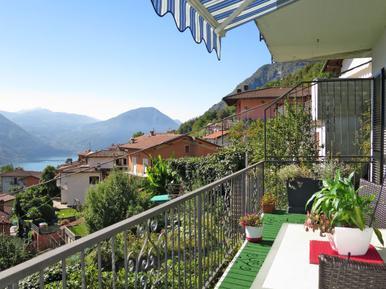 Für 3 Personen: Hübsches Apartment / Ferienwohnung in der Region Porlezza