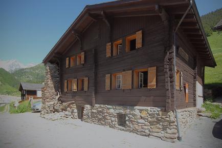 Gemütliches Ferienhaus : Region Zentralschweiz für 9 Personen