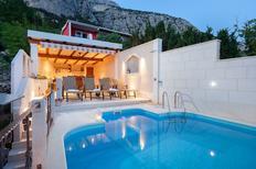 Villa 1221329 per 4 adulti + 1 bambino in Makarska