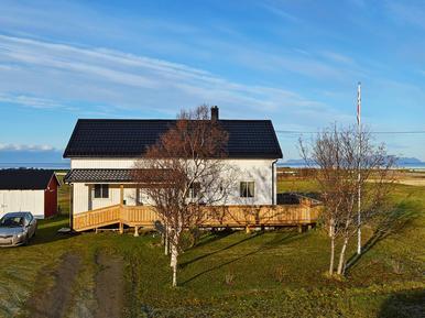 Gemütliches Ferienhaus : Region Nordland für 10 Personen
