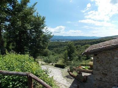 Gemütliches Ferienhaus : Region Barberino di Mugello für 15 Personen