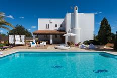 Maison de vacances 1222126 pour 10 personnes , Sant Josep de sa Talaia
