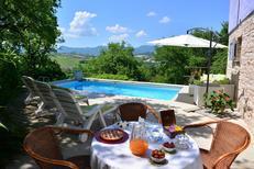 Ferienhaus 1224121 für 7 Personen in Fabriano